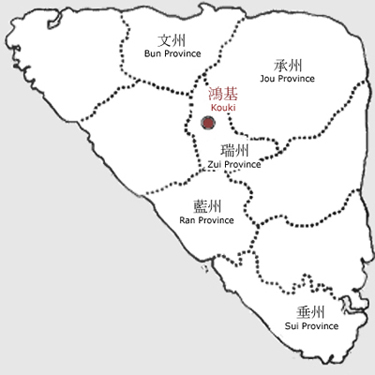 A Map of Tai